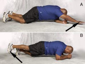 تقویت عضلات مرکزی با ورزش 77