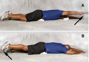 تقویت عضلات مرکزی با ورزش 00