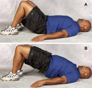 تقویت عضلات مرکزی با ورزش2