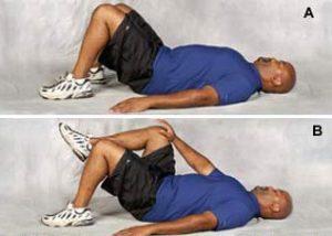 تقویت عضلات مرکزی با ورزش 3