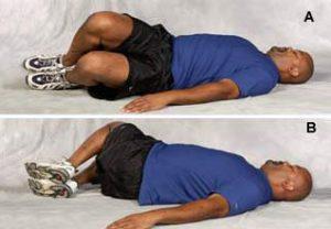 تقویت عضلات مرکزی با ورزش 55