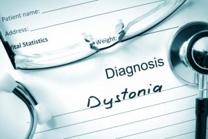 dystonia-diagnosis