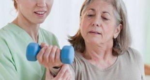 درمان فیزیو تراپی برای بیماران سکته مغزی