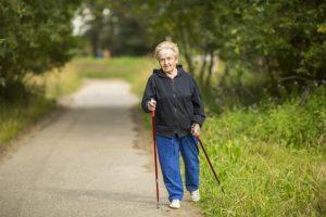 تمرینات فیزیوتراپی(نشت ادرار بزرگسالان به هنگام راه رفتن)