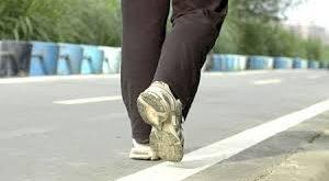 پیاده روی برای کاهش درد آرتروززانو