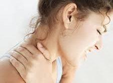 علت های شایع درد گردن