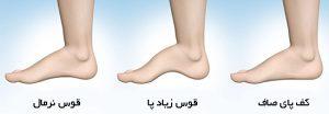 نقش پا در سلامت بدن