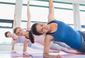 تقویت ماهیچه های پشت با حرکات ورزشی