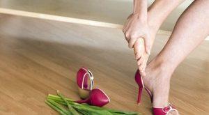درمان های خانگی برای برطرف کردن خارپاشنه پا