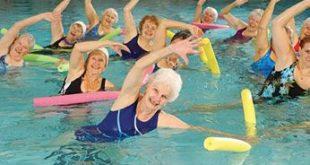 آب گرم درمانی برای آرتروز