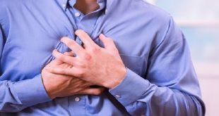 شدید ترین درد قفسه سینه