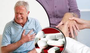 مزایا و عوارض داروهای آرتروز برای قلب