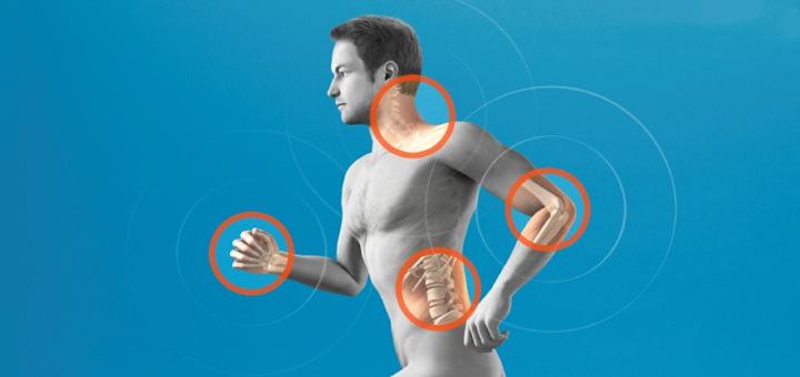 مصرف مکمل های کلاژن برای کاهش درد مفاصل