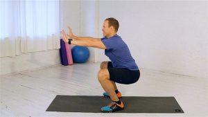 حرکات اصلاحی پای پرانتزی